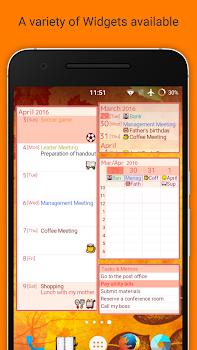 Jorte Calendar and Organizer