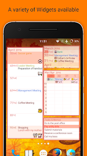 App Jorte Calendar & Organizer APK for Windows Phone