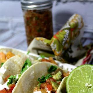 Chipotle Shrimp Taco.