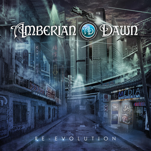 Re-Evolution - Amberian Dawn