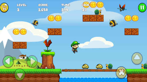 Free Games : Super Bob's World 1.197 Screenshots 6