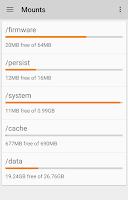 Screenshot of Storage Space