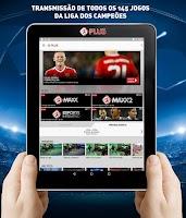 Screenshot of Esporte Interativo Plus - Liga
