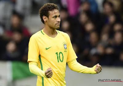 Voici ce que pense Neymar des Diables Rouges !