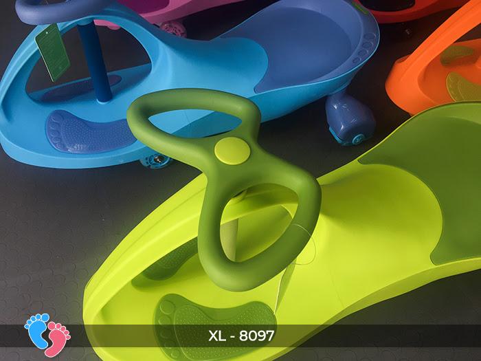 Xe lắc đồ chơi cho bé Broller XL-8097 8