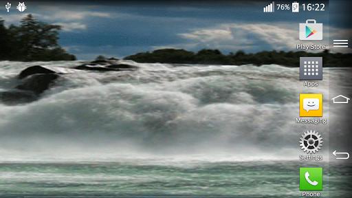 Waterfall Live Wallpaper With 6.2 screenshots 6