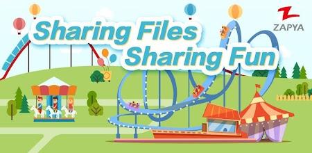 دانلود Zapya - File Transfer, Sharing