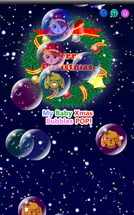 My baby Xmas (Bubbles pop!)- screenshot thumbnail
