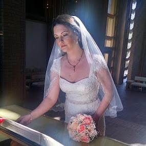 Blessed by Terri Moore - Wedding Bride