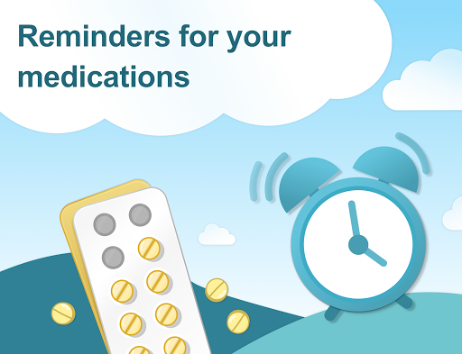 Pill Reminder & Medication Tracker - MyTherapy Apk 1