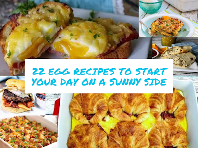 22 Egg Recipes to Start Your Day on a Sunny Side