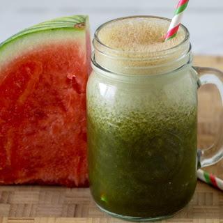 Kale Watermelon Smoothie Recipe