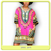 Latest Dashiki Dress Styles