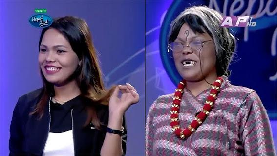 Kauli Budi VS Sandhya Budha | Nepal Idol