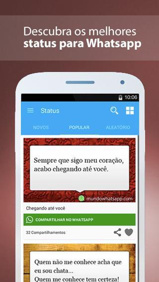 Descargar Imagenes Y Estados Whatsapp Apk última Versión 34