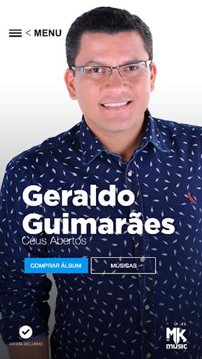 Geraldo Guimarães - Oficial