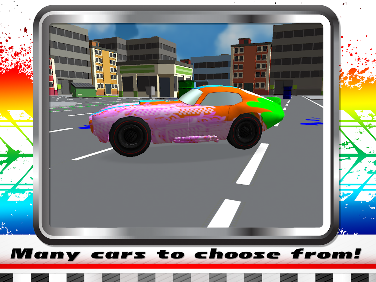 Paint my car bring colors alive android apps on google for Google paint online