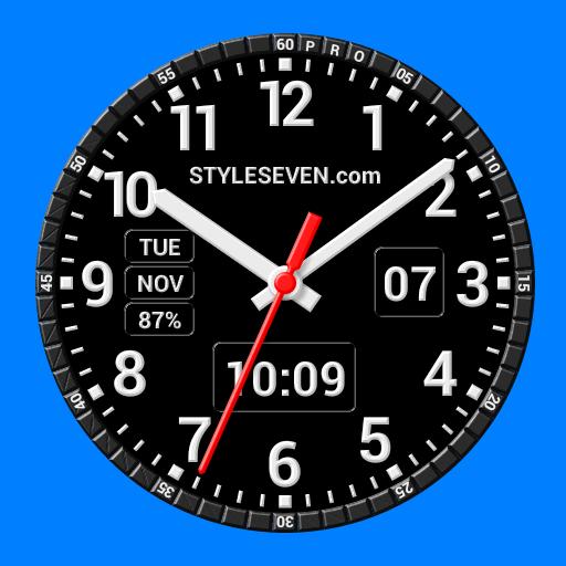 Analog Clock Constructor-7 PRO