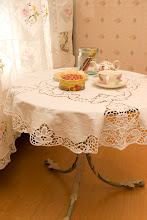 Photo: table cloth 85cm 圓