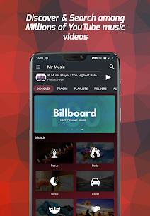 Pi Music Player – Free Music Player, YouTube Music – Latest MOD APK 1
