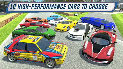 Parking Masters: Supercar Driver  screenshots 15