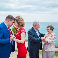Wedding photographer Elena Alfimova (SunG). Photo of 27.06.2018