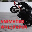 Superbike Trick Live Wallpaper icon