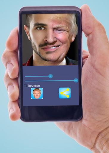 Donald Trump Fanny Face Morph 1.0 screenshots 1