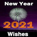 Happy New Year 2021 Wishes & All Wishes Cards icon