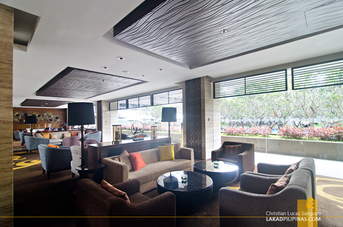 Royal Ambarrukmo Hotel Yogyakarta Lounge