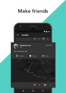 Paxira - Cycling GPS Tracker (Unreleased)- screenshot thumbnail