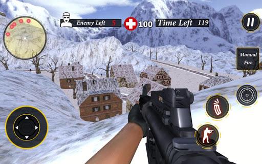 Survival Squad Free Fire Unknown Firing Battle screenshot 3