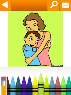 Holiday Coloring Pages Free- screenshot thumbnail