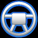 Car Dock with swipe control icon