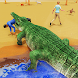 Hungry Crocodile Beach City Attack Simulator 2019 - Androidアプリ