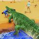 Hungry Crocodile Beach City Attack Simulator 2019