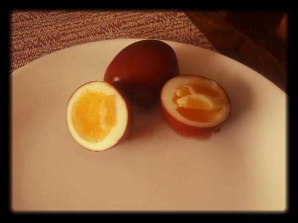 Soy Boiled Eggs (ramen Eggs) Recipe