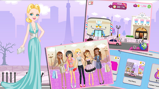 Shopaholic World: Dress Up- screenshot thumbnail