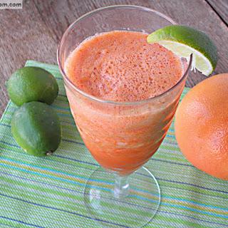Grapefruit Veggie Lime Juice [No Sugar Added]