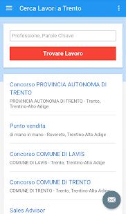 Offerte di Lavoro Trento - App su Google Play