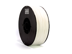 White PRO Series PLA Filament - 1.75mm (10lb)