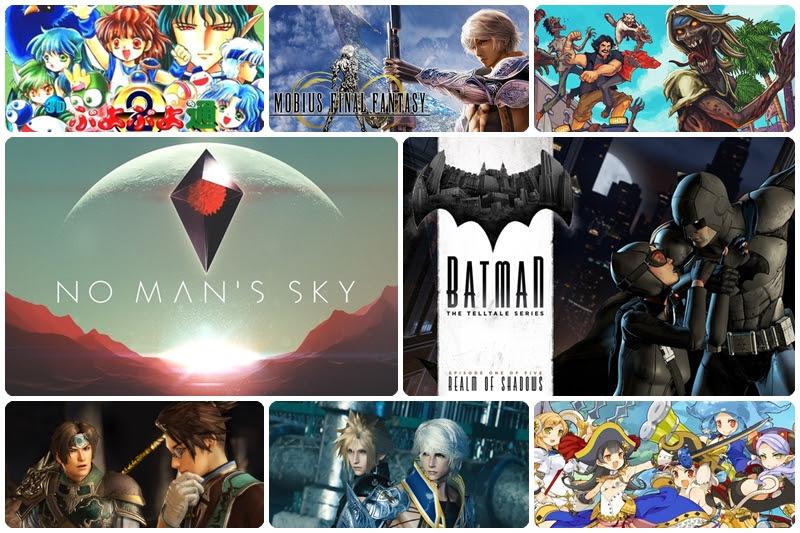 [Game Release] เกมออกประจำสัปดาห์ 1-7 August 2016