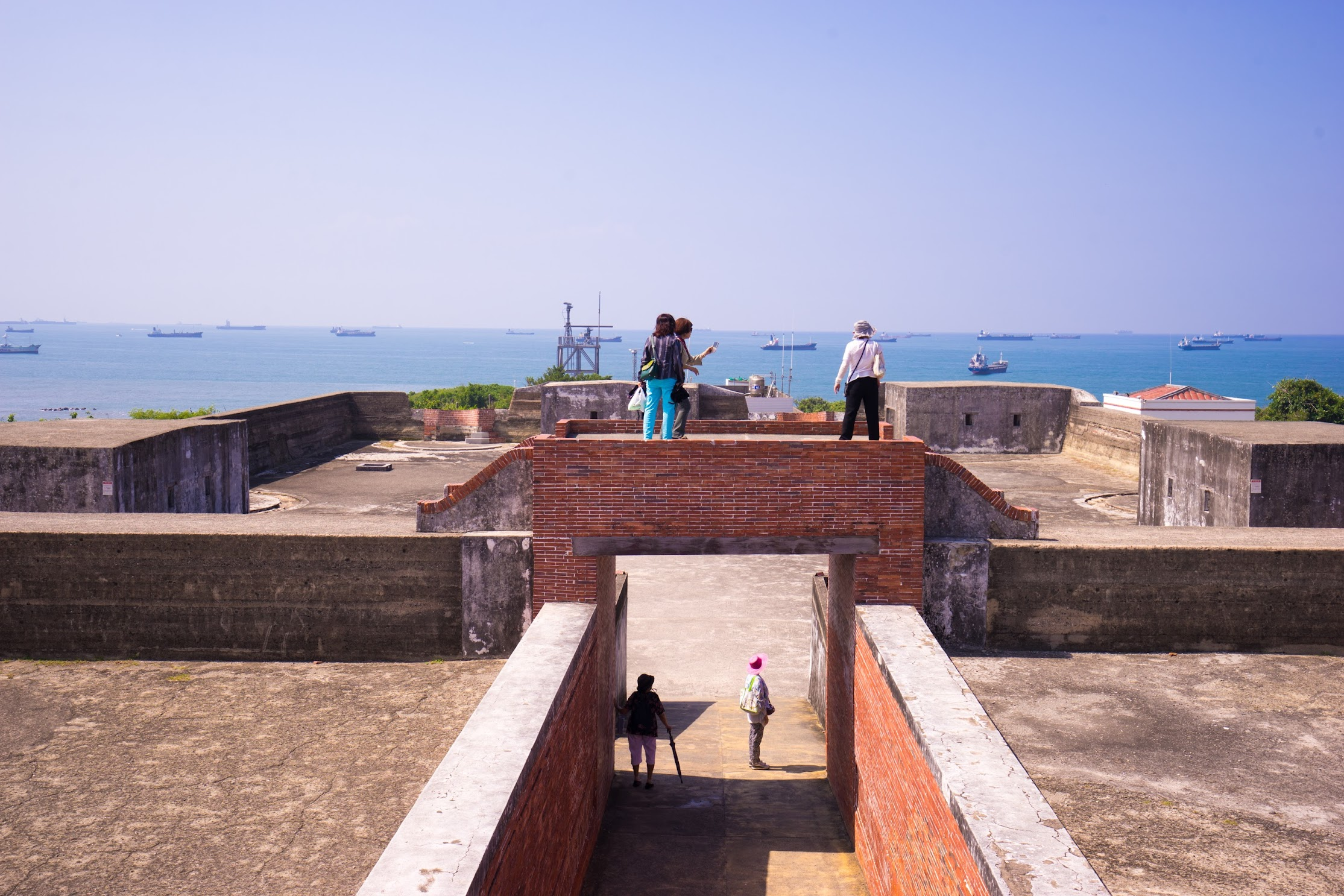 Kaohsiung Cihou Fort2