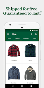 L.L.Bean - Shop Clothes & Gear- screenshot thumbnail