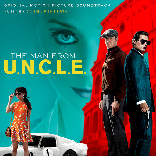 <b>The</b> Man from UNCLE (<b>Original Motion Picture</b> Soundtrack)