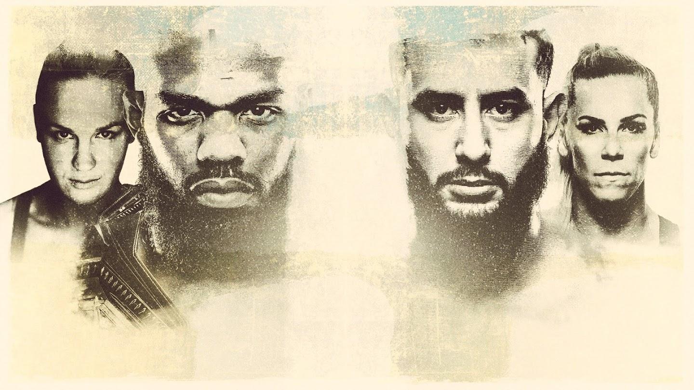 Watch UFC 247 Countdown: Jones vs. Reyes live