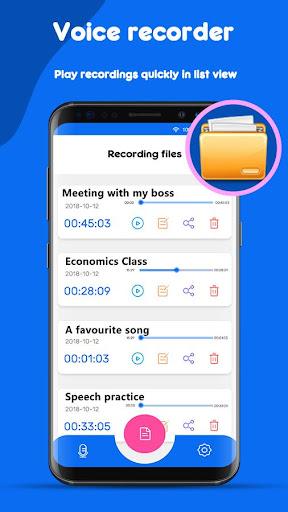 Voice Recorder hack tool