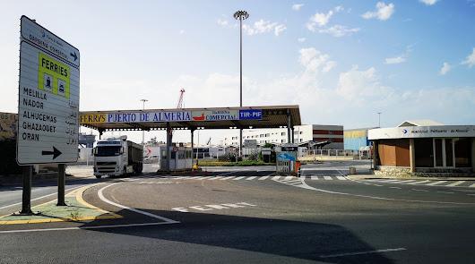 El acceso al Puerto por Pescadería será ampliado con un nuevo carril