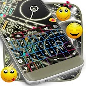 DJ Keyboard Theme