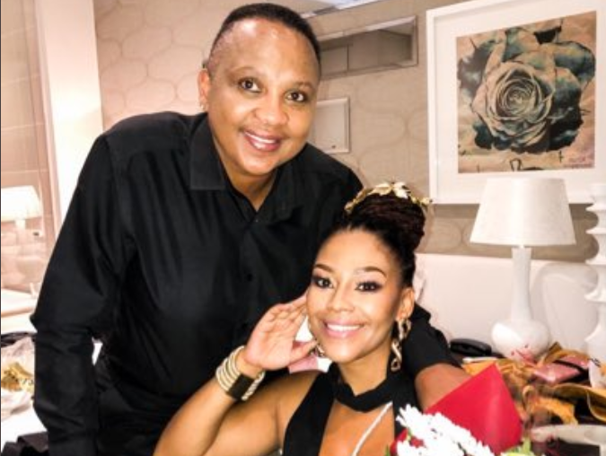 Letoya Makhene on her lover: I chose her because she's great in bed